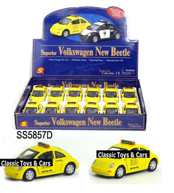2000 VW New Bug TAXI
