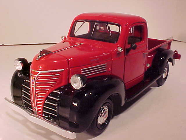 1941 Plymouth Pickup Truck