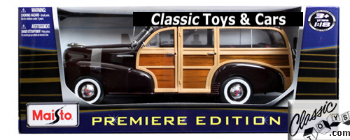 1948 CHEVY FLEET WOODY