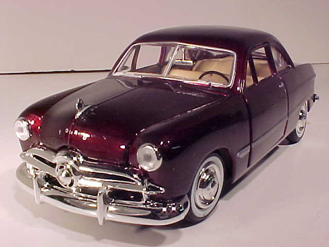 1949 FORD 2dr Coupe