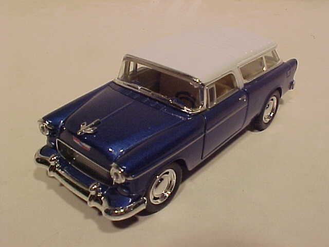 1955 Chevy Bel Air Nomad