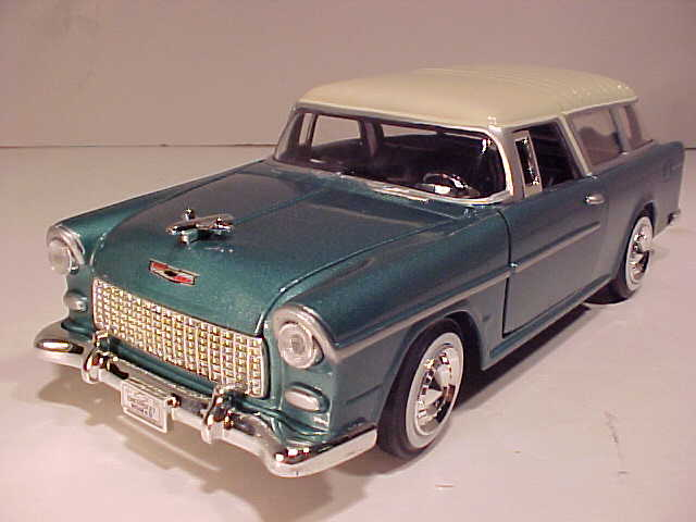 1955 Chevy Bel Air Nomad Station Wagon