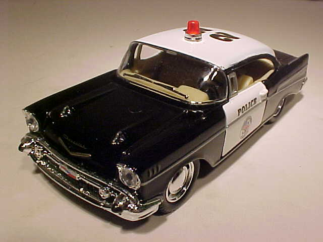 1957 Chevy Bel Air Police