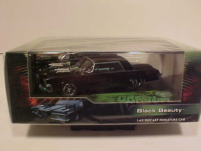1963 Chrysler Imperial Black Beauty The Green Hornet Movie