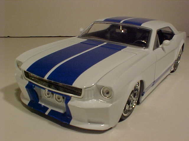 1965Ford Mustang