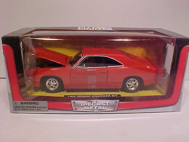 1969 Dodge Charger T/A Orange