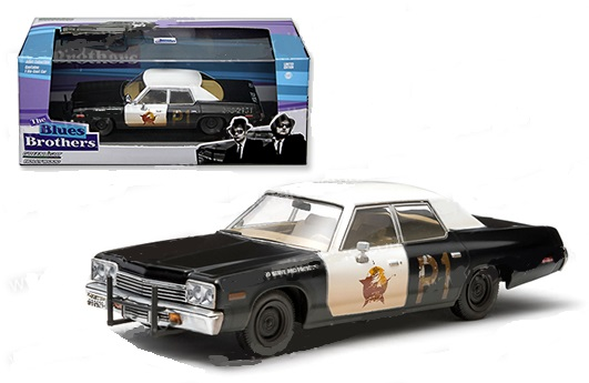 1975 Dodge Bluesmobile