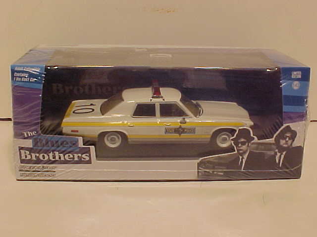 1977Dodge Monaco Chicago Police Car