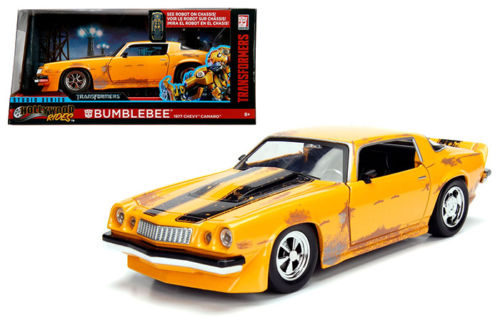 Transformers Bumble Bee 1977 Chevy Camaro