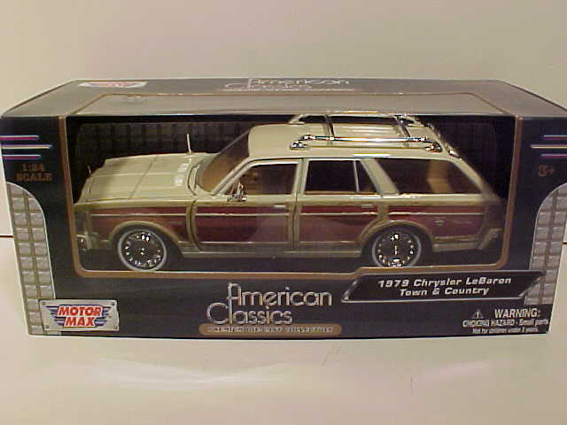 1979 Town Country Chrysler LeBaron