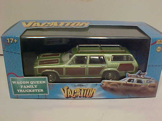 1979 Family Queen Truckster  Vacation Movie