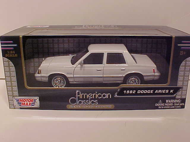 Dodge Aries K Car
