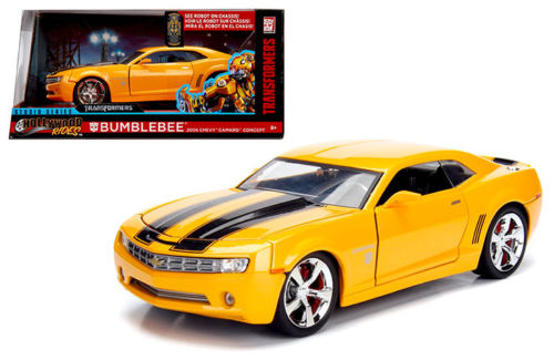 Transformers Bumble Bee 2006 Chevy Camaro