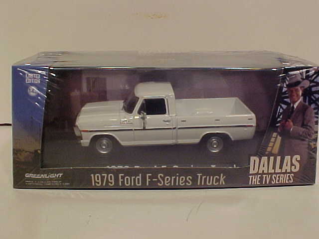Dallas 1979 Ford truck