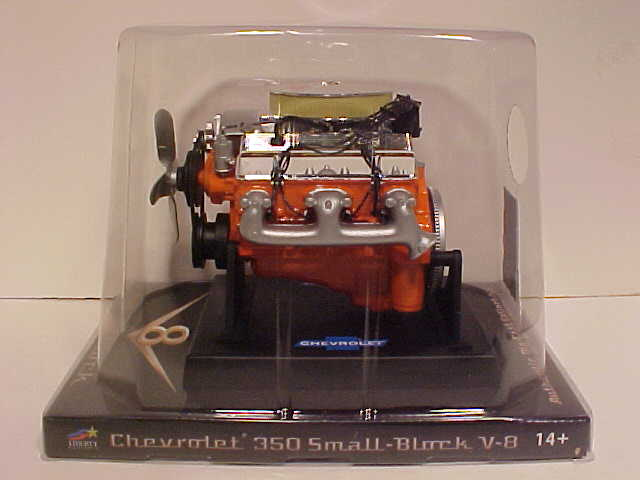 Chevy 350 Small Block Engine