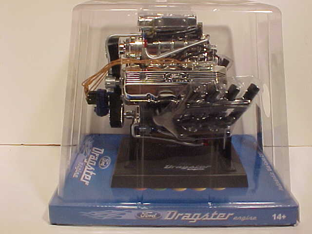 Ford Dragster Engine