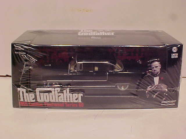 The God Father 1955 Cadillac Fleetwood