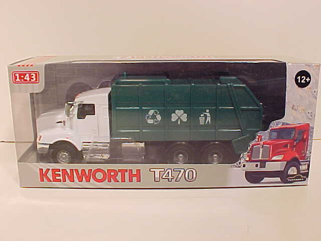 Kenworth 143 collector T470