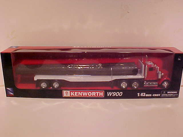 Kenworth W900 Log Hauler Semi Truck Kenworth W900Log Hauler Semi Truck Kenworth W900Log Hauler Semi Truck