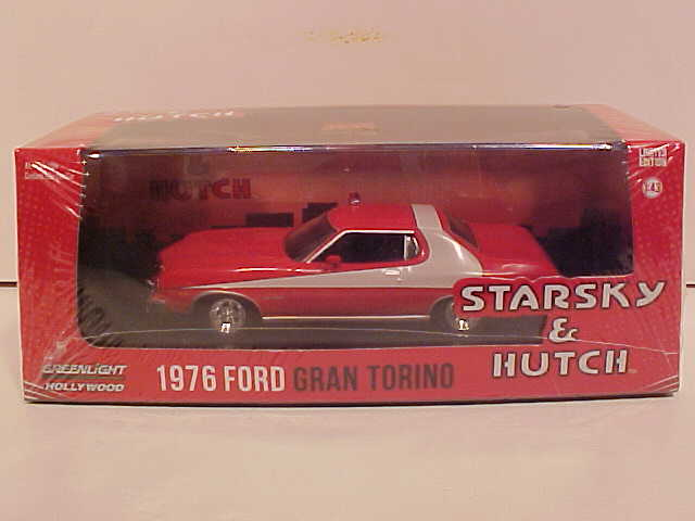 Starsky and Hutch 1976 Ford Gran Torino