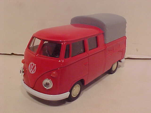 VW Double Cabin