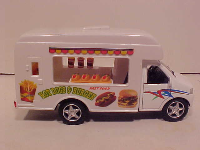 Hamburger Truck