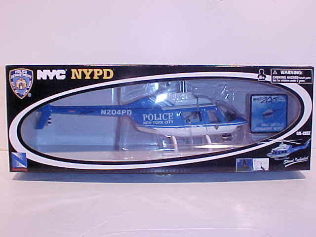 NYPD BELL 206