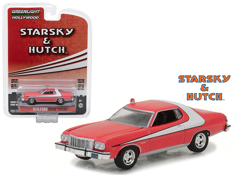 Starsky and Hutch1 976 Ford Gran Torino