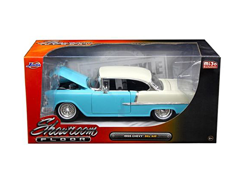 World Famous Classic Toys Chevrolet Chevy Bel Air Diecast Cars 1957