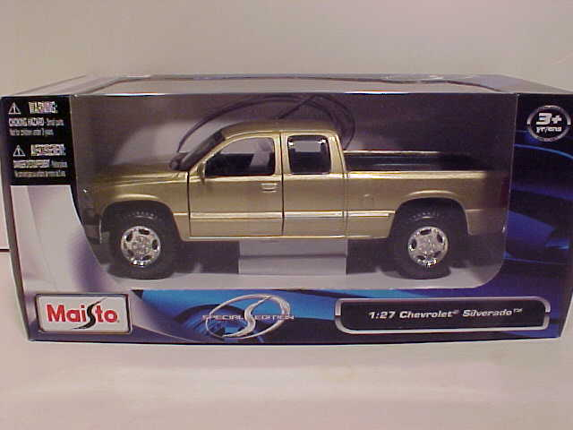 Gmc Trucks Sierra >> World Famous Classic Toys Chevrolet Die-cast Chevy Pickup Trucks, Silverado, 1500, Apache, C-10 ...