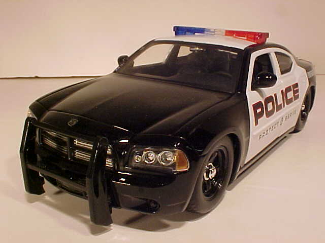 World Famous Classic Toys Police Cars Highway Patrol