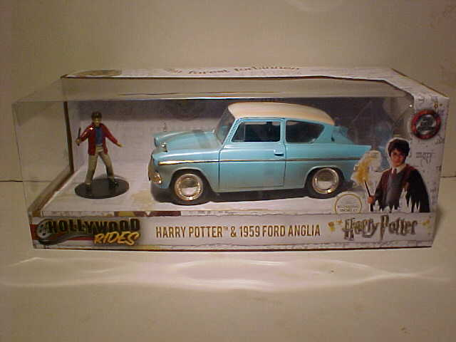 Harry Potter 1959 Ford Anglia