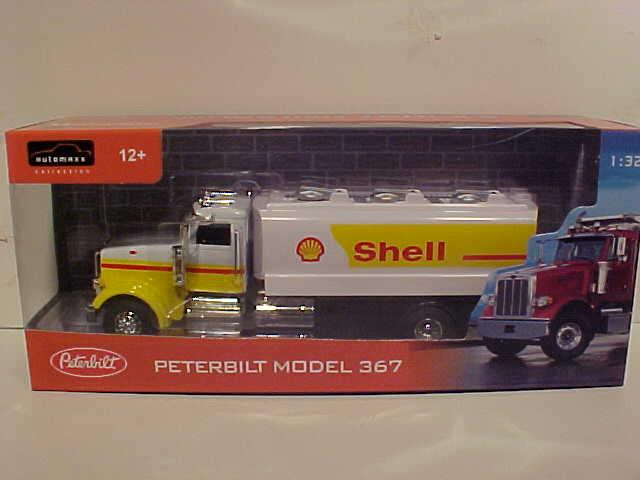 Kenworth T700 Semi Truck Trailer Oil Gas Tanker Diecast 1:32 Newray 22 inch Blue