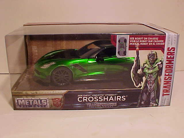 TRANSFORMERS Crosshairs