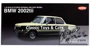 World Famous Classic Toys Kyosho Bmw Diecast Toy Model